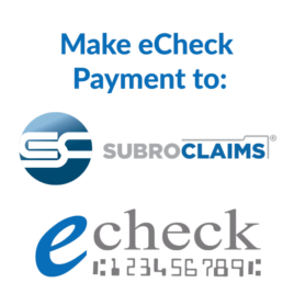 One-time eCheck Payment