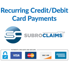 Recurring Credit/Debit Card Payments