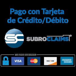 Pago  con Tarjeta de Crédito/Débito