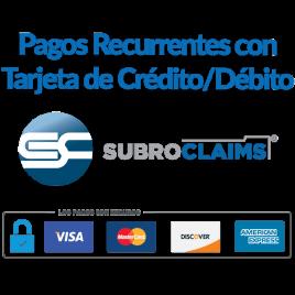 Pagos Recurrentes con Tarjeta de Crédito/Débito